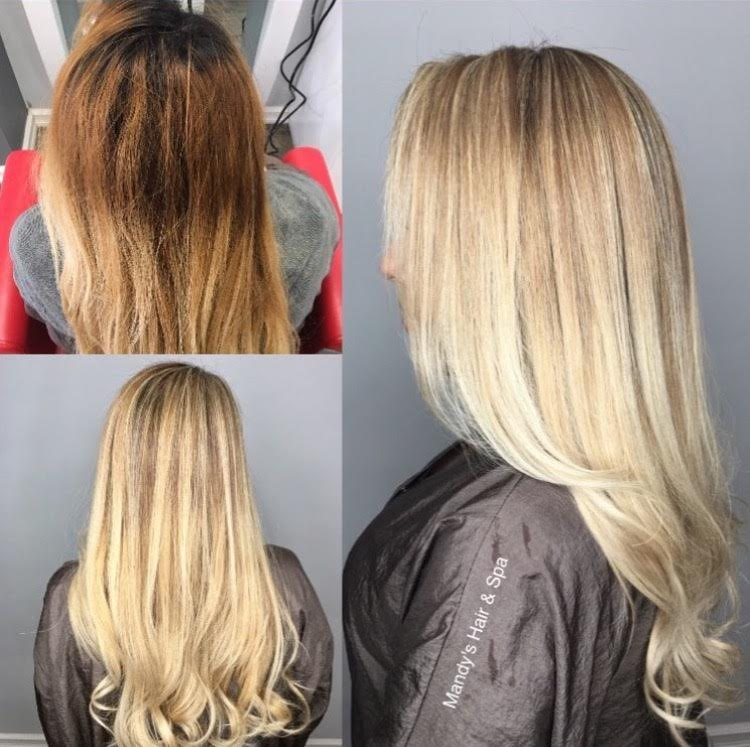 Color, Highlights & Haircut/Style