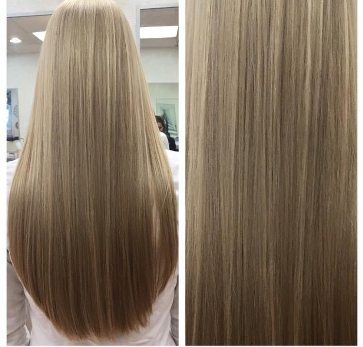 Color & Keratin Treatment