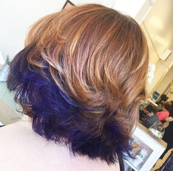 Purple Underlights