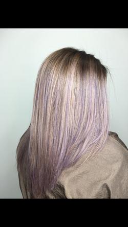 Lavender Highlights!