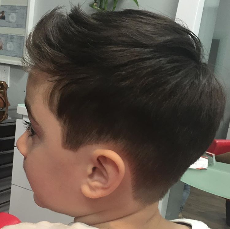 Kid's Haircut