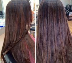 Warm Medium Brown Color & Style