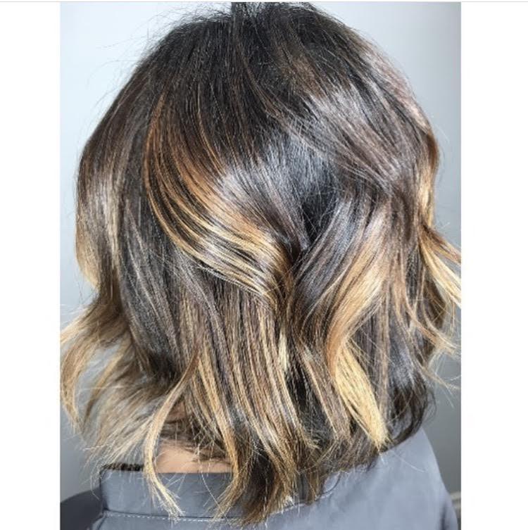 Balayage & Haircut/Style