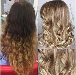 Color Correcting Transformation