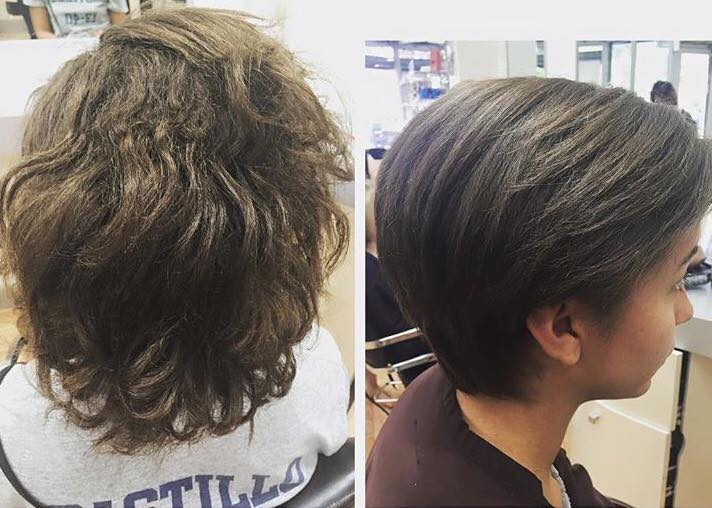 Short Haircut  & Style