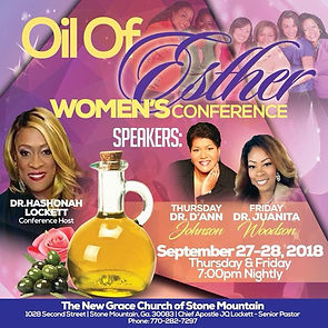 🔥🔥🔥Join me at 👉🏽The Oil of Esther W