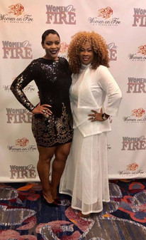 This Lady right HERE!!! DrShekina Moore