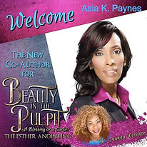 Asia K. Paynes