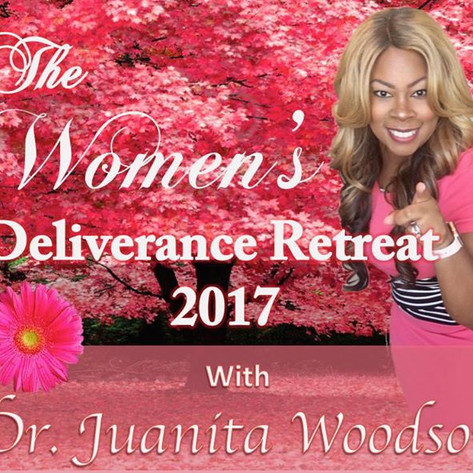 Women's Deliverance Retreat June 2017
