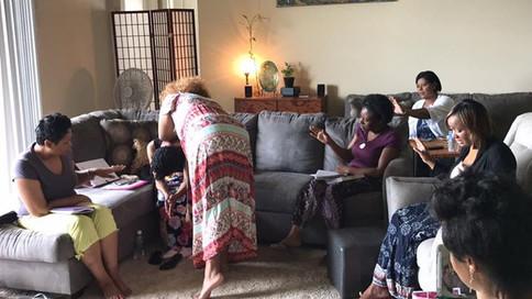 Women's Deliverance Retreat 2017