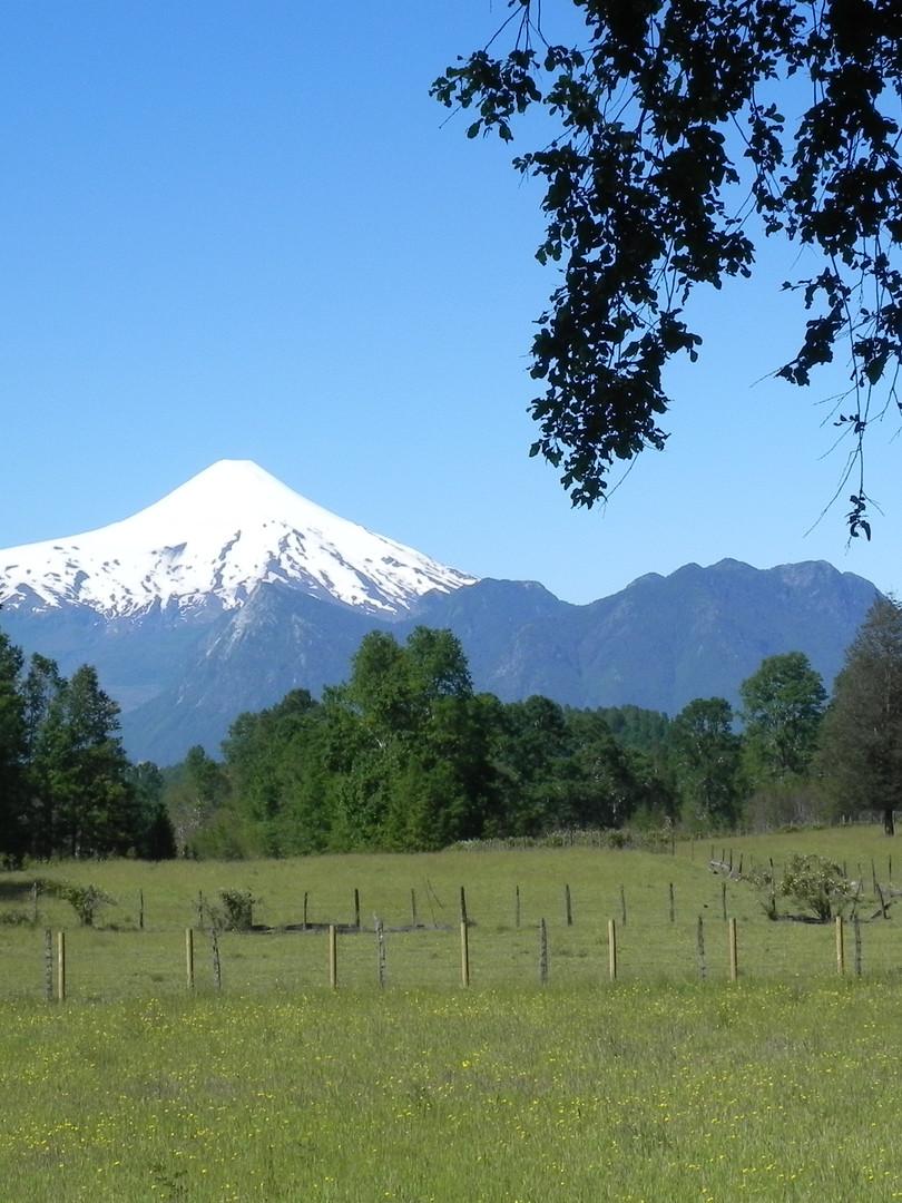 Villarrica Volcano - Chile