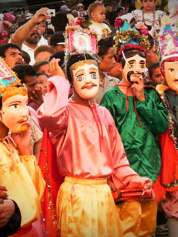 Leon, Nicaragua -- Virgin Guadelupe Celebration