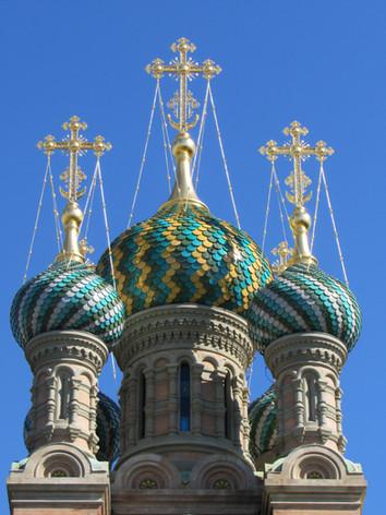 Chiesa Russa Ortodossa Della Nativita