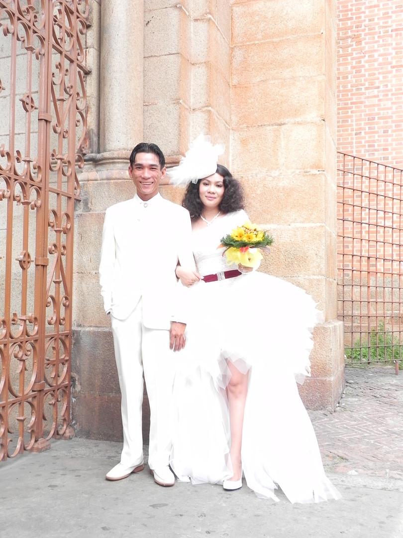 Ho Chi Minh City, Vietnam - Wedding
