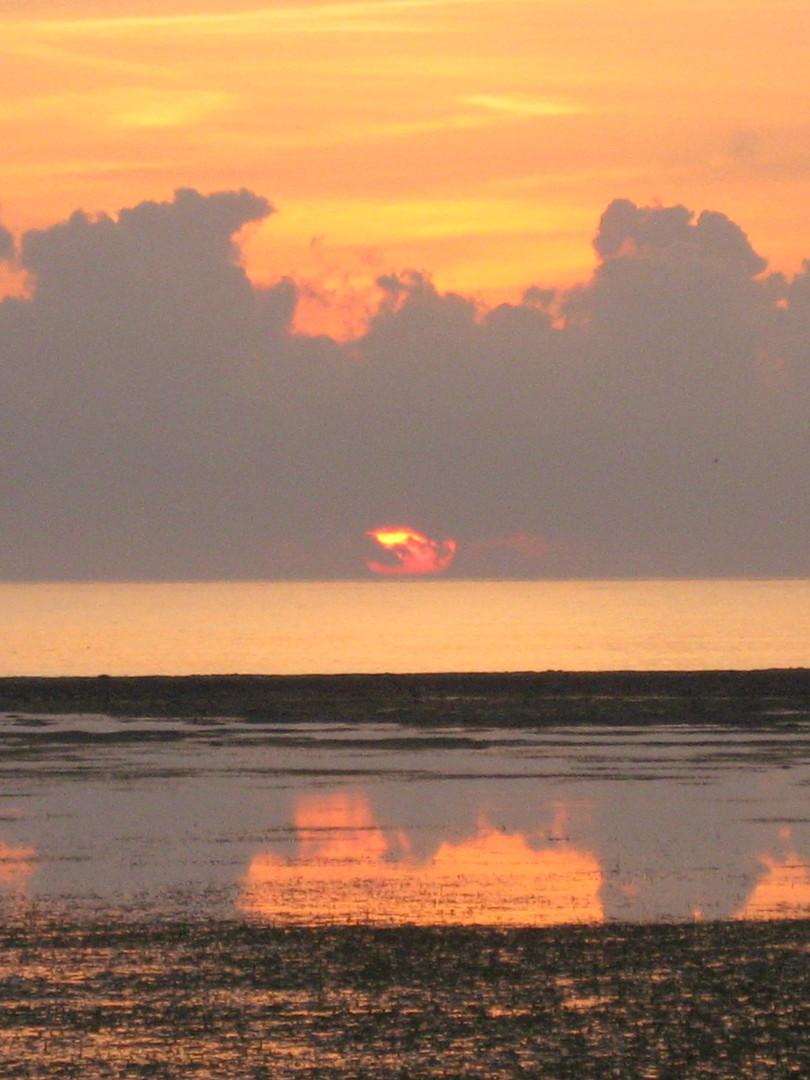Sunset - Indonesia