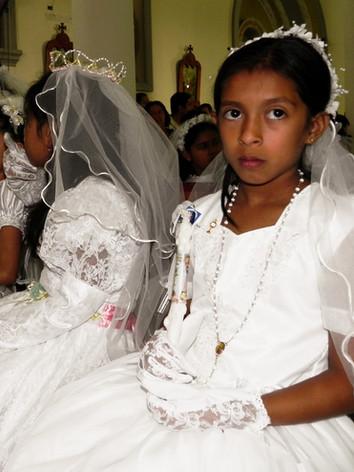Matagalpa, Nicaragua: Communion