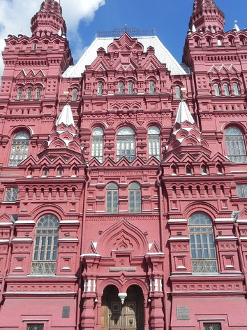 Red Square - Russia