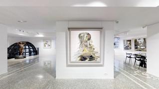 Visite Virtuelle de l'exposition de David Whittaker