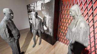 Visite virtuelle de l'exposition de George Segal