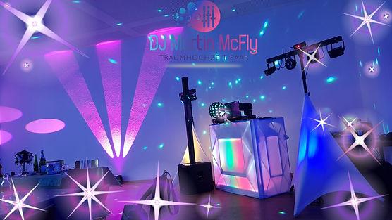 Hochzeitsdjsaar DJMartin McFly