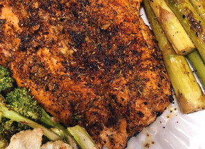 Chili Lime Fish Recipe