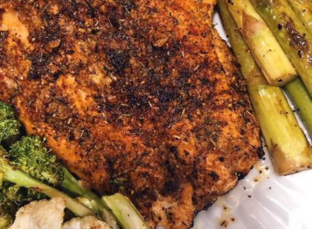 Chili Lime Fish Recipe