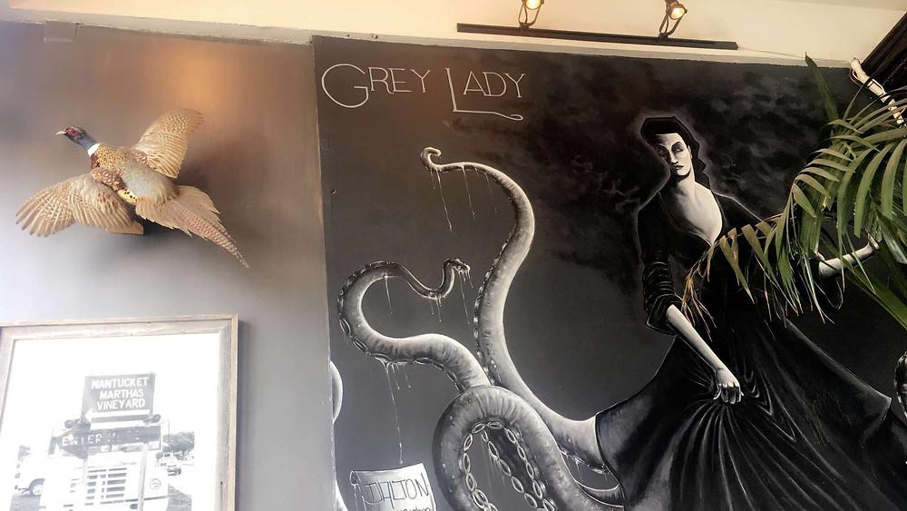 Grey Lady, Lower Manhattan, Lower East Side, Brunch, Brunch with Sam, NYc Food, NYC Food Blog, Food Blog, Food Blogger, Blogger, Foodie, Nantucket, Oyster Bar