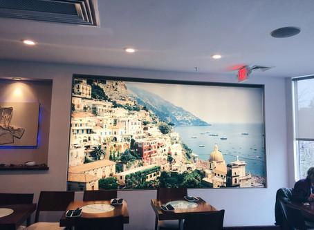 A Piece of the Amalfi Coast in Philadelphia