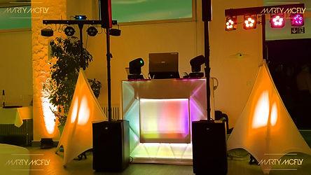 HochzeitsDJ-Saar.de Finkenrech Eppelborn Hochzeit DJ Saarland Traumhochzeit DJ Martin McFly