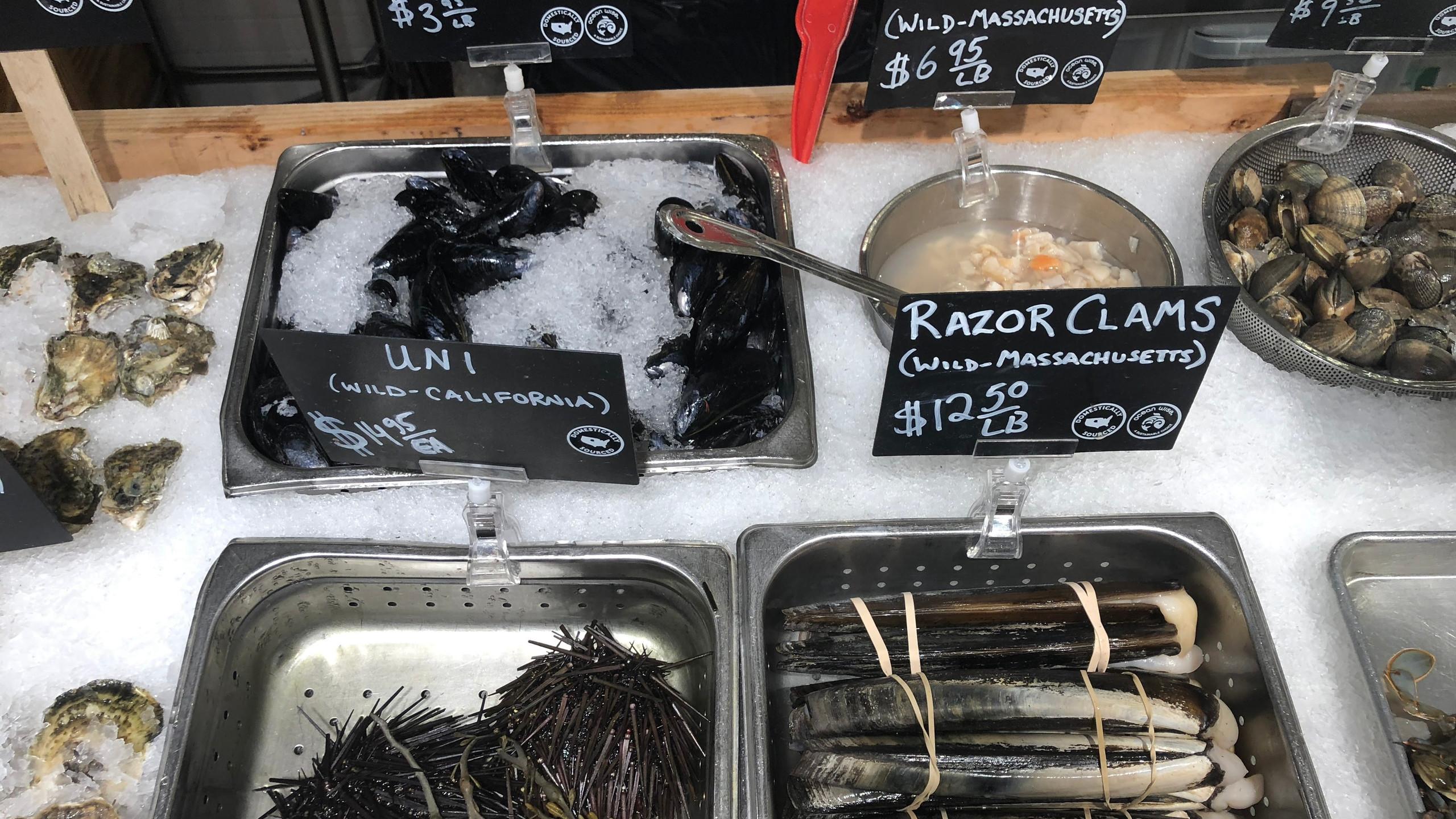 Chelsea Market  Lobster Place