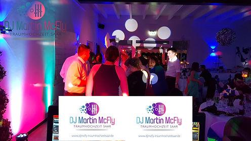 HochzeitsDJ-Saar Bexbach Traumhochzeit DJ MartinMcFly
