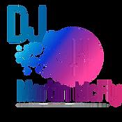 Album-Cover DJ oben LOGO rechts Martin M