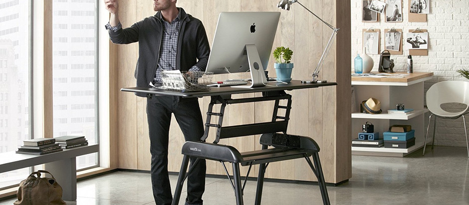 What the Standing Desk Can Do to Help Your Health