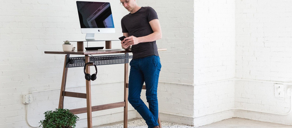 Delving Into The World Of Standing Desks