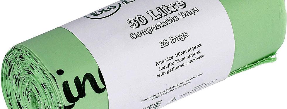 25 x 30 Litre compost loo bags