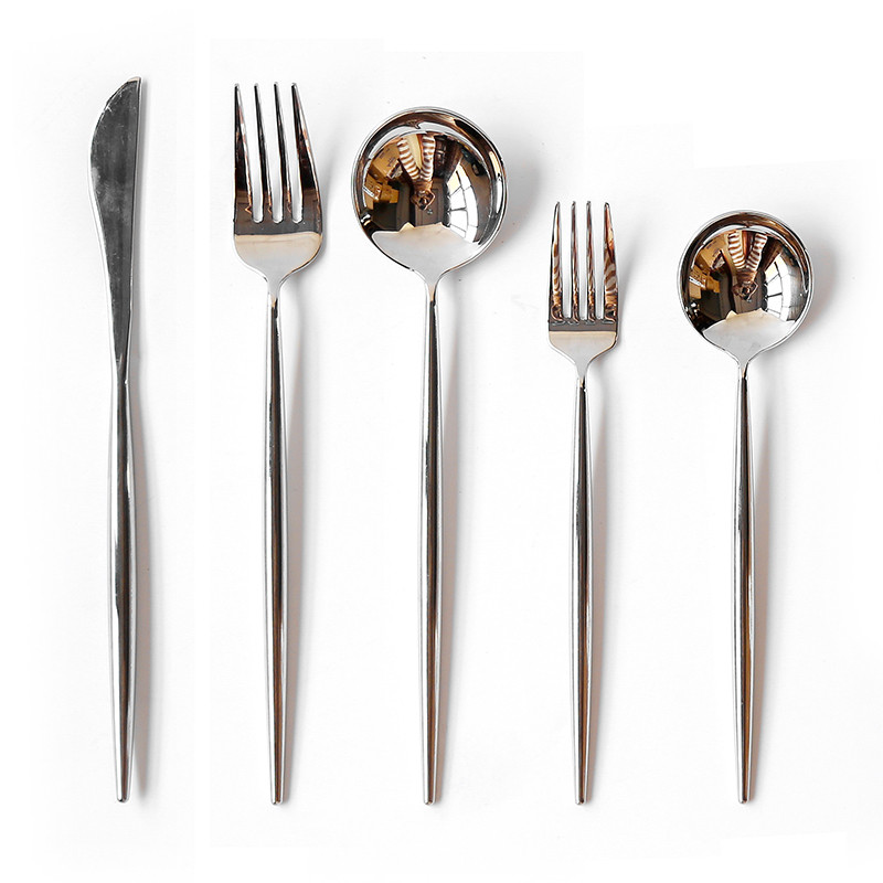 Milano I Fine Silver Cutlery