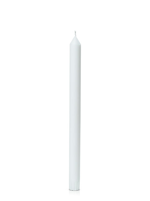 30CM TAPER CANDLES I VARIOUS COLOURS (PACK OF 4)