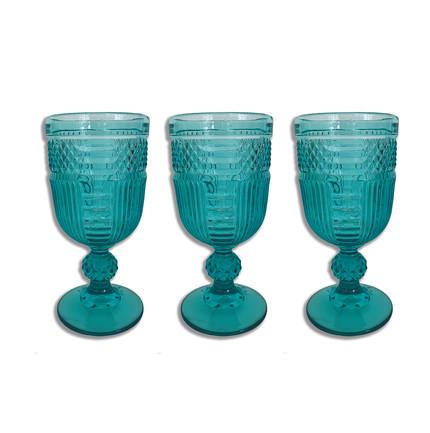 Goblet I Aqua