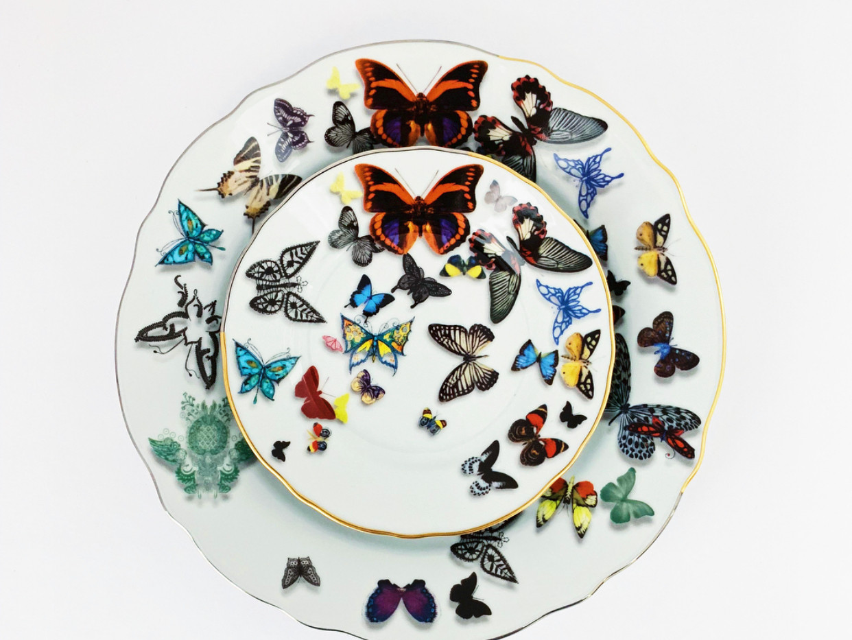 Christian Lacroix I Butterfly Parade