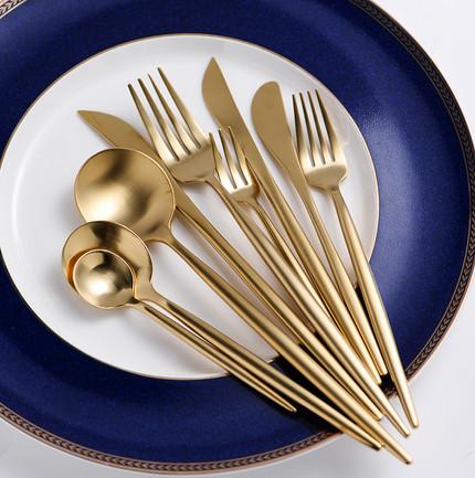 Milano I Fine Gold Cutlery