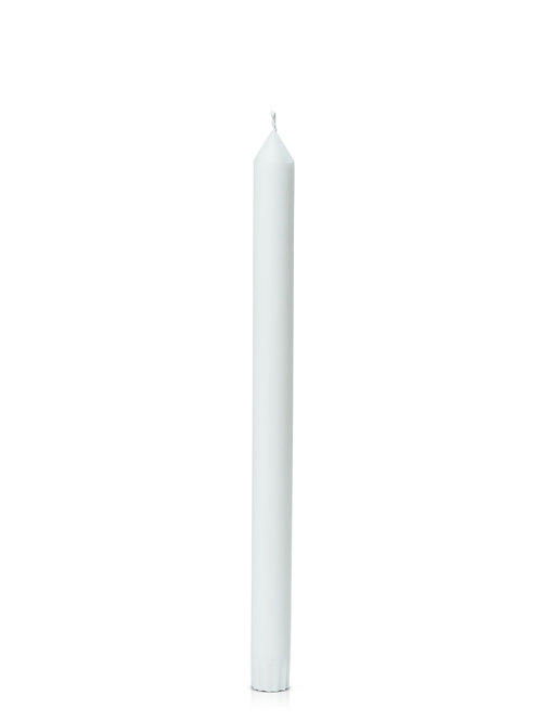 40CM TAPER CANDLES I VARIOUS COLOURS (PACK OF 4)