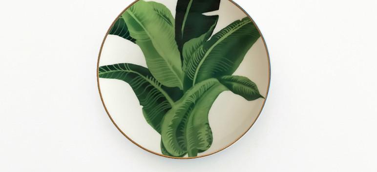 Beverly Hills Banana Leaf