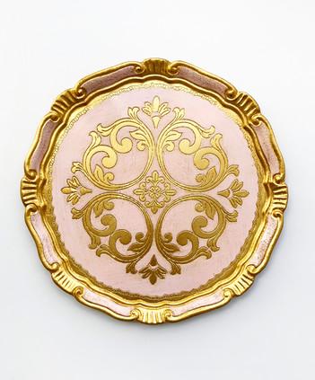 FLORENCE I PINK & GOLD