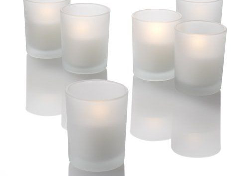 Tealight Votive I Frosted
