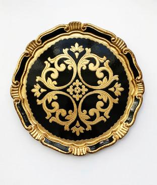 FLORENCE I BLACK & GOLD