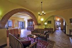 hallway villa