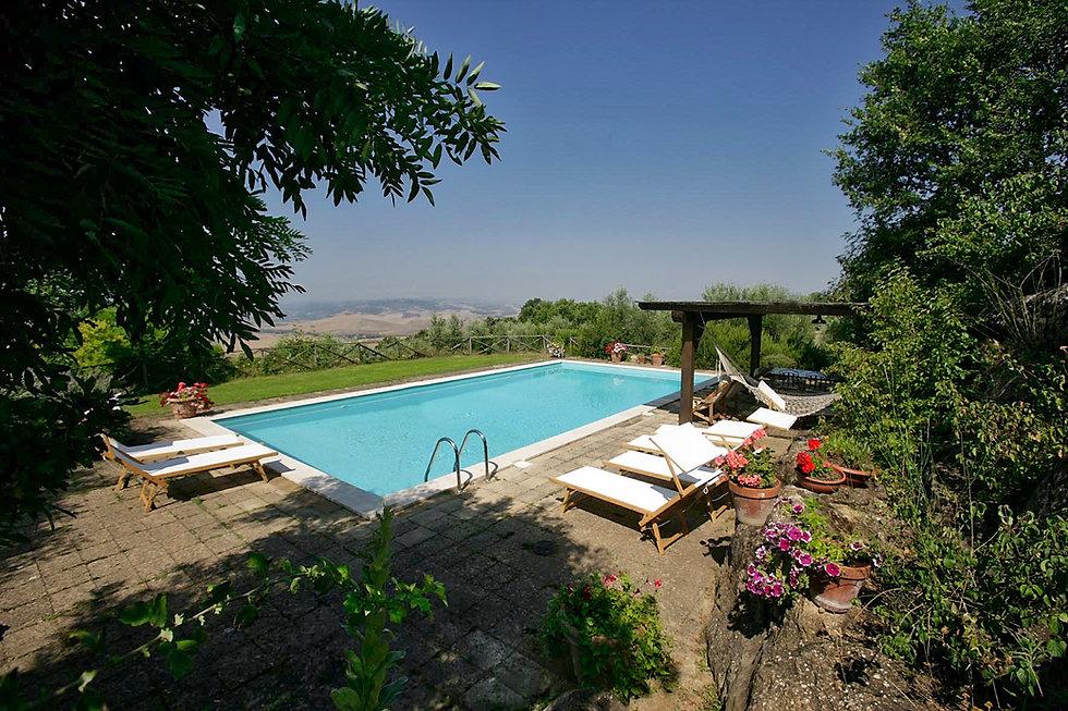 Tuscany Luxury Villa With Pool