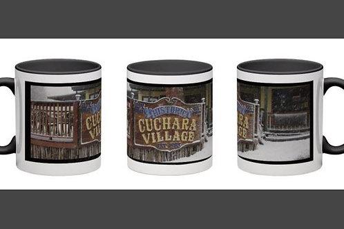 Village of Cuchara Coffee Mug