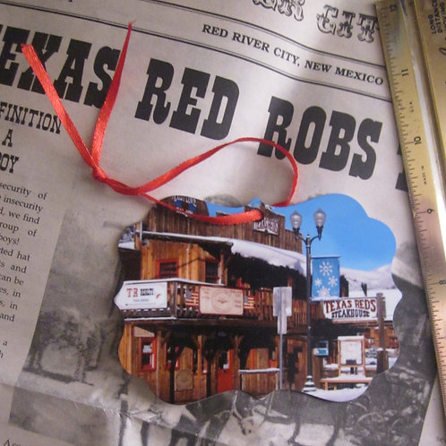 The Original Texas Red's Steakhouse #1