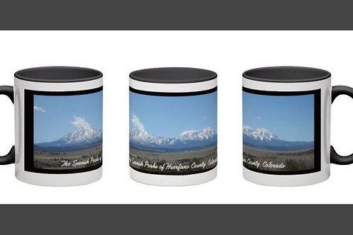 Spanish Peaks Coffee Mug #1